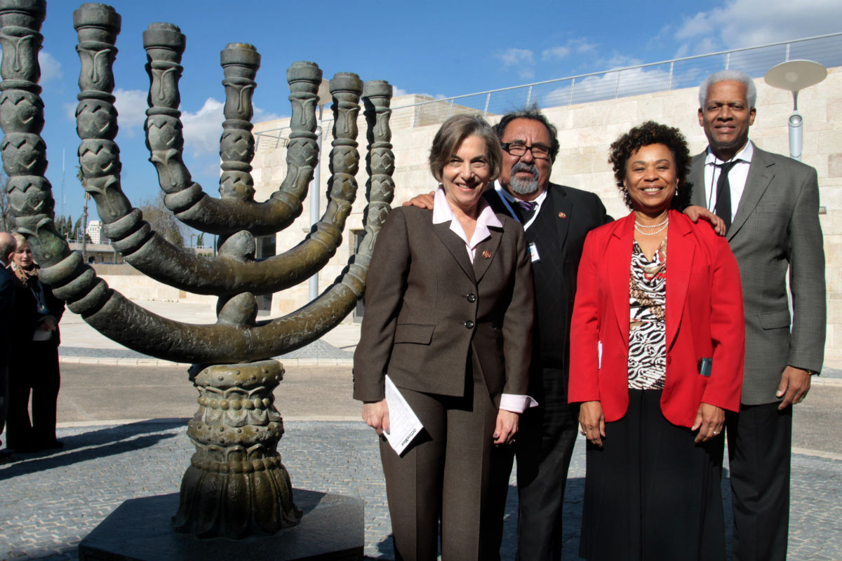 Learning about Congresswoman Barbara Lee's Approach to Israel