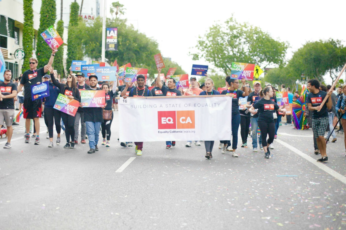 Mobilizing to Reduce LGBT Inequalities