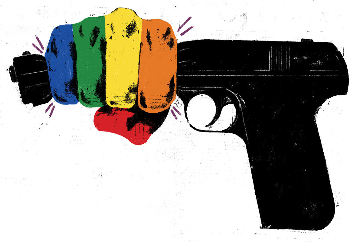 "#SafeAndEqual: Orlando Massacre Enabled America to ""Get"" Intersectionality"