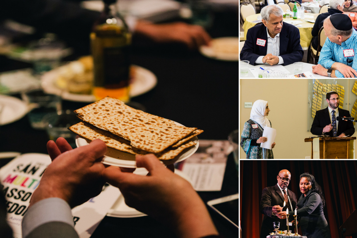 Celebrating Communal Values this Passover